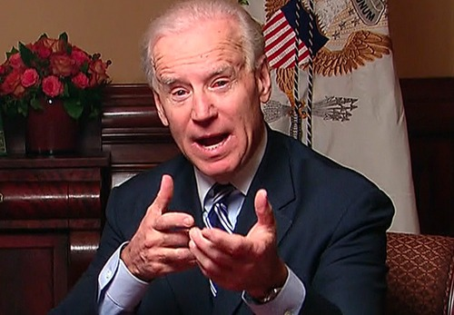Joe Biden Says We Can't Own 'A Magazine With A Hundred Clips In It'