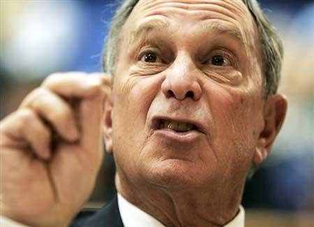 Anti-Gun Bloomberg Threatens Presidential Run