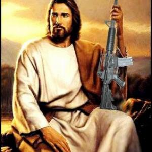 Does Jesus Shoot An AR-15?