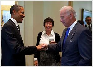 Joe Biden: When I am president, we will take the guns
