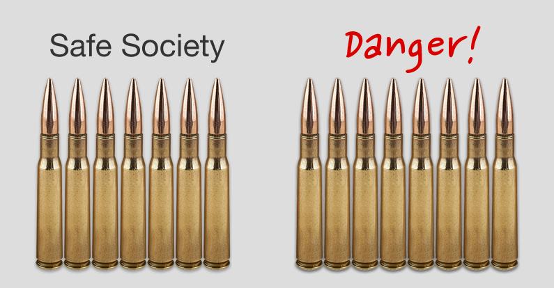Editorial: Ban sale of high-capacity firearm magazines   HeraldNet.com