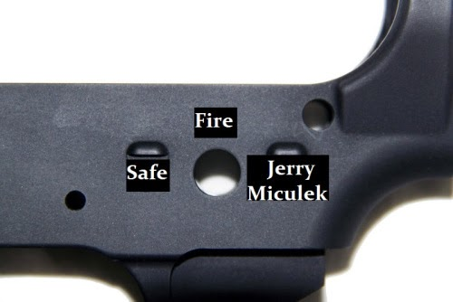 [Video] Jerry Miculek runs a real firing Han Solo blaster – 6 shots in 0.8 seconds!