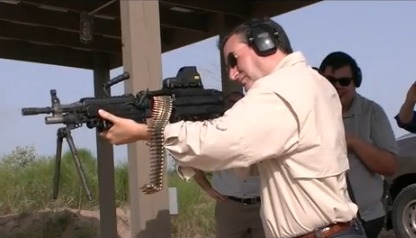 FLASHBACK – [Video] Ted Cruz grills Dianne Feinstein on gun control…