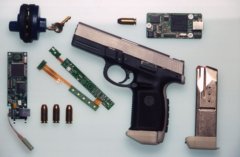 Federal bill to require all handguns to be 'Smart Guns' introduced