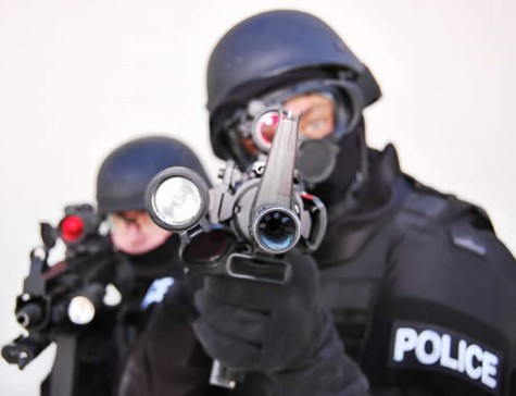 Would rather destroy AR-15s than donate them to police…