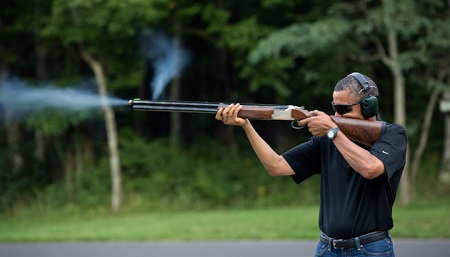 Oh, Brother: Obama Compares JFK, MLK Murders to Vegas, Thousand Oaks Mass Shootings