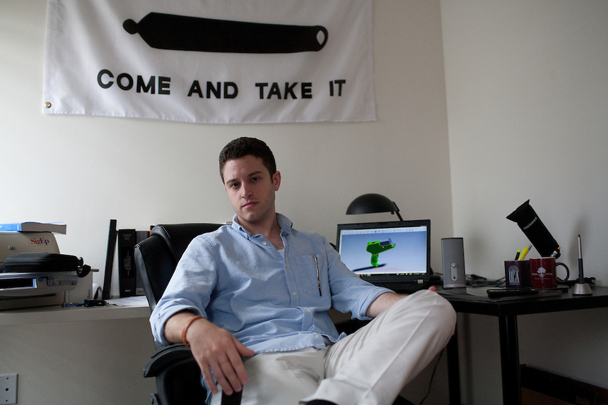 Why is the NRA silent on the Cody Wilson victory?