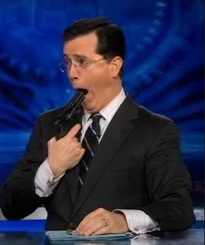 [Video] Stephen Colbert rants about ammo control, says everyone should be armed…