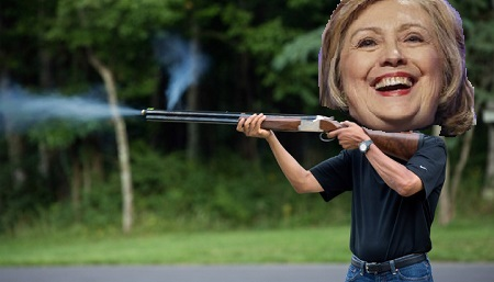 Hillary's Anti-gun Stance Becomes Clearer Thanks to WikiLeaks