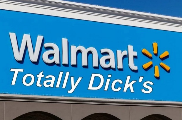 Masked man fired gun during attempted robbery at Walmart