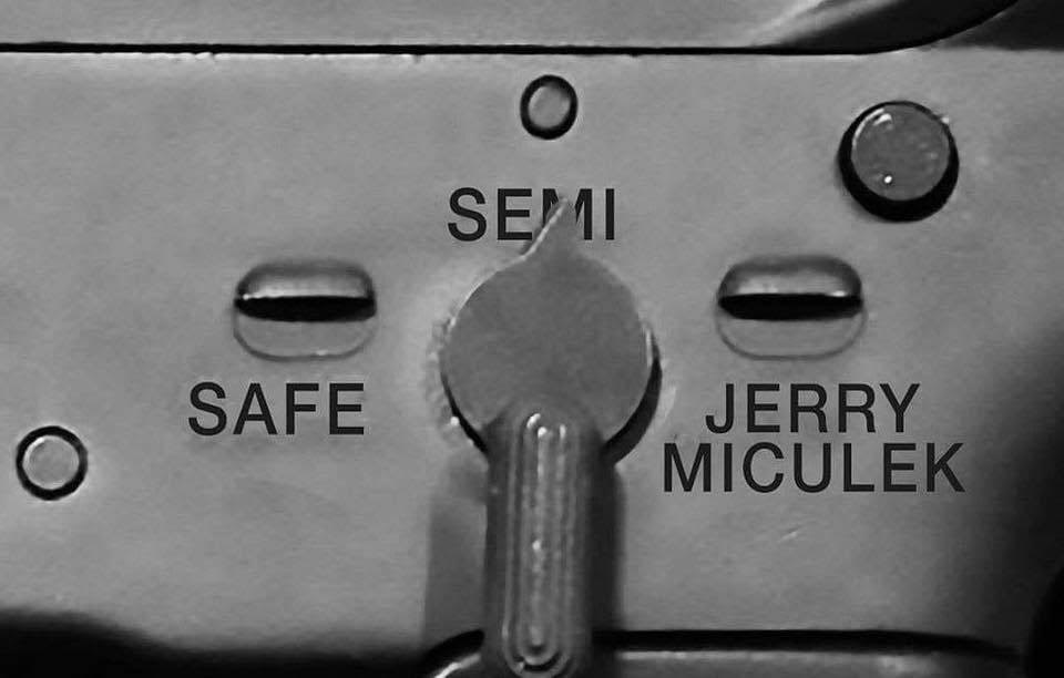 Jerry Miculek's Cyclic Rate is Outrageous