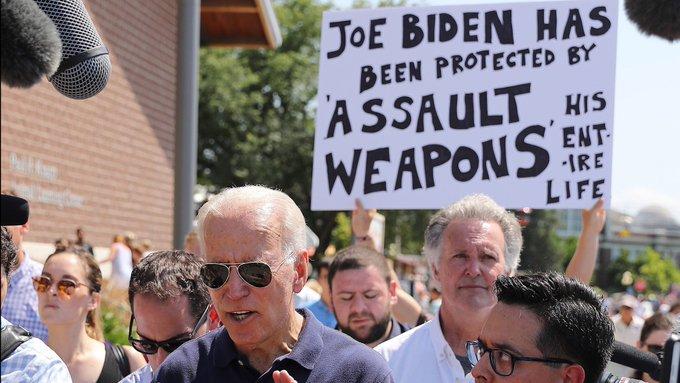 Biden's 1-2 Punch Plan to Buckle the Firearm Industry