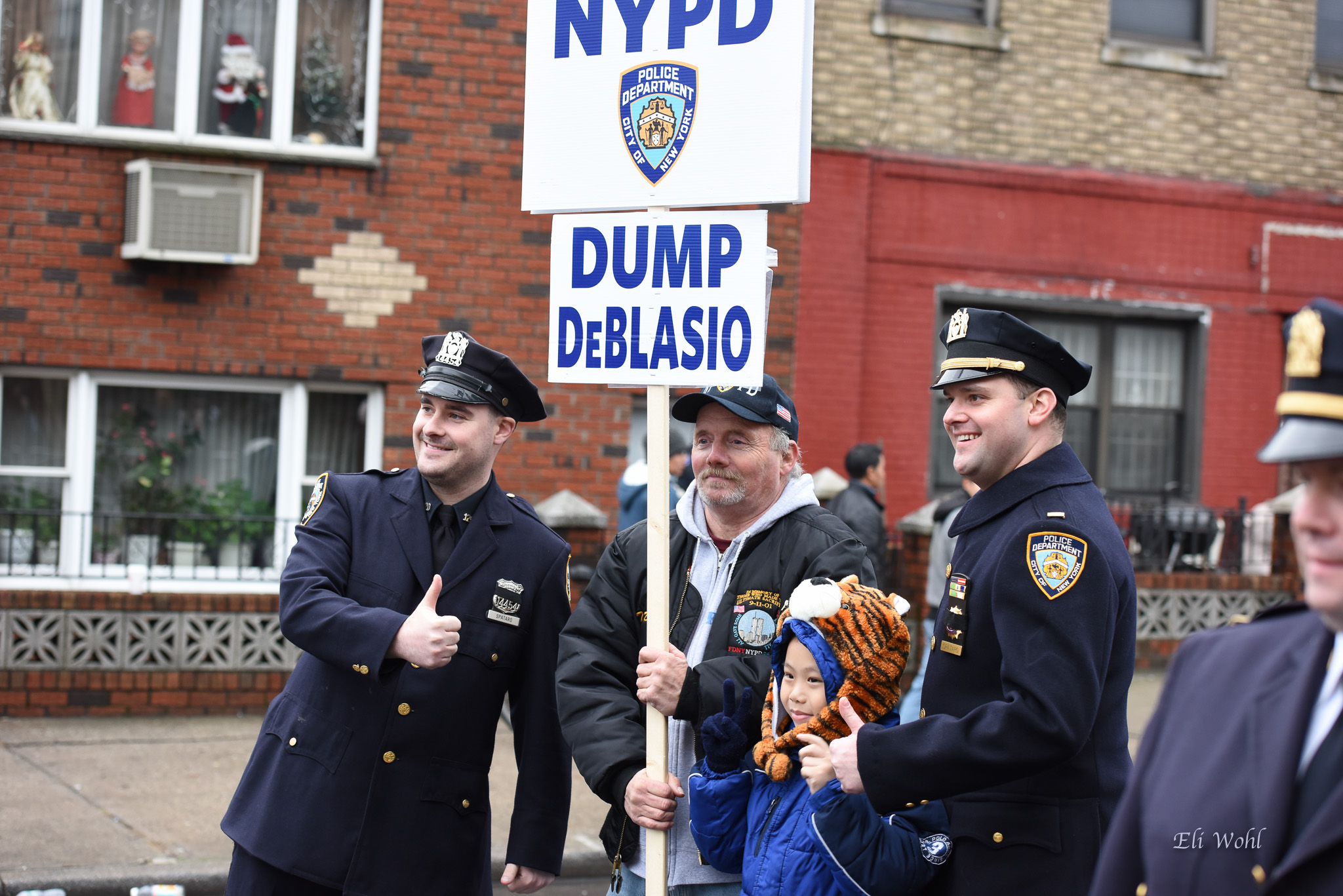 Bill de Blasio Blames NYC's Surging Violence on Guns