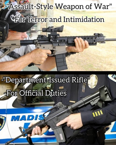 """Biden's ATF Nominee at Senate hearing: """"With respect to the AR-15, I support a ban."""""""